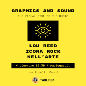 Graphics and sounds presenta Lou Reed