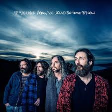 Chris Robinson Brotherhood – If You Lived Here, You Would Be Home By Now
