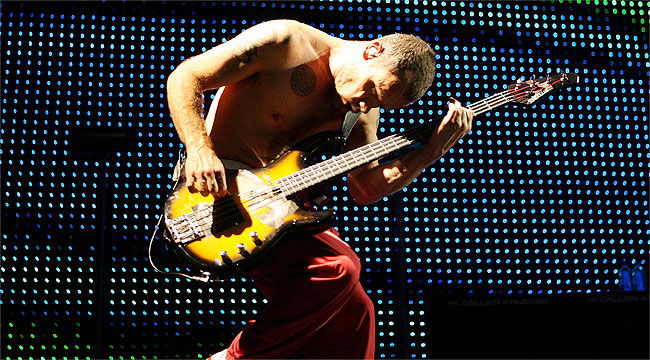 RED HOT CHILI PEPPERS   Discografia